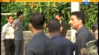 Team India arrives at Wankhede stadium