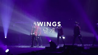 INFINITE:Wings 날개 韓中字