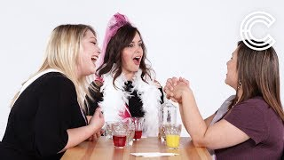 Bridesmaids Play Truth or Drink | Truth or Drink | Cut