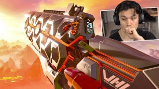I Unlocked the Tier 100 Flatline Skin, it's Pay to WIN! - Apex Legends