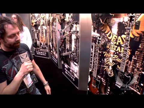 Dean Guitars Introduces new Thoroughbred single cut and Dave Mustaine signature guitars