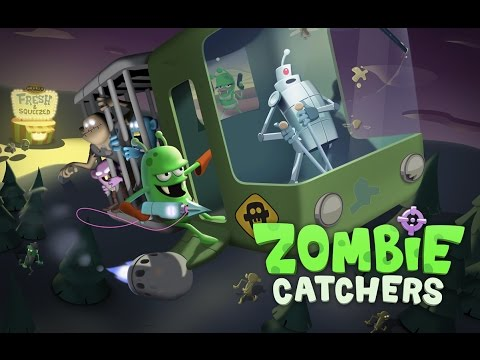 ZOMBIE CATCHERS Level 1 - 10 Android / iOS Gameplay Video