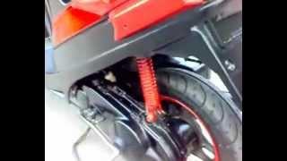 Скутер Suzuki Sepia ZZ.mp4