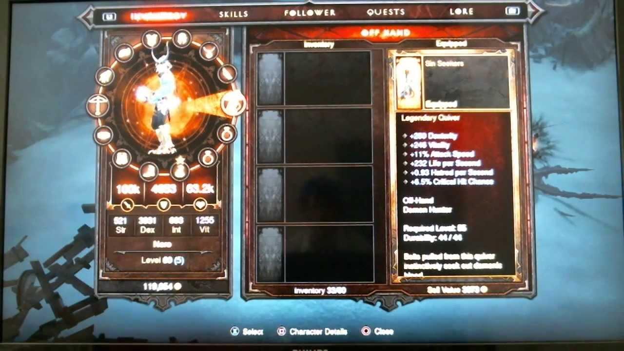 Demon Hunter Dps Build