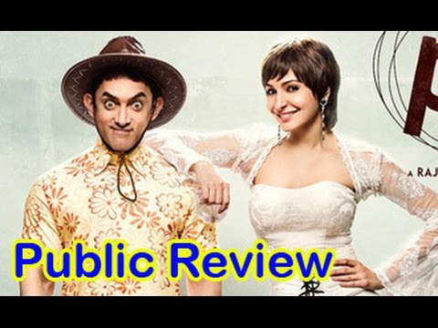 Pk Public Review | Hindi Movie | Aamir Khan, Anushka Sharma, Sanjay Dutt, Sushant Singh Rajput video