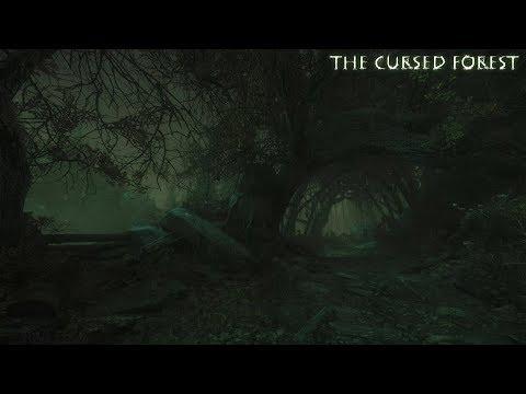 The Cursed Forest. Полное прохождение (без комментариев) [2K 1440p]