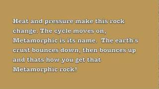 The Rock Cycle Rap- Mr. Beasley