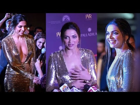 Deepika Padukone At xXx Return Of Xander Cage India Premiere thumbnail