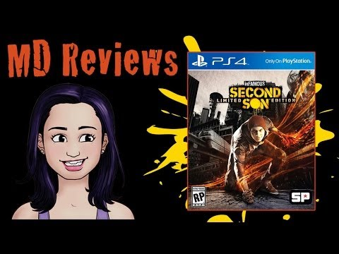 MD Reviews: Infamous Second Son
