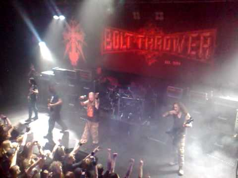 Bolt Thrower - Salvo