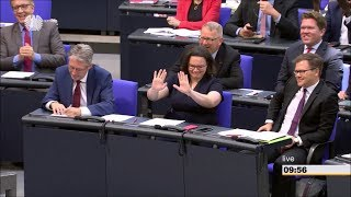 Best of Bundestag 45. Sitzung 2018