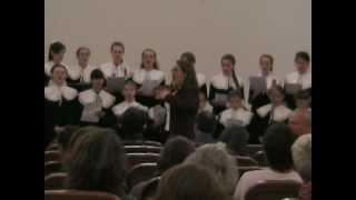 09 Swedish Songs with Kerstin Even, choir