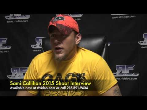 Sami Callihan 2015 Shoot Interview Preview