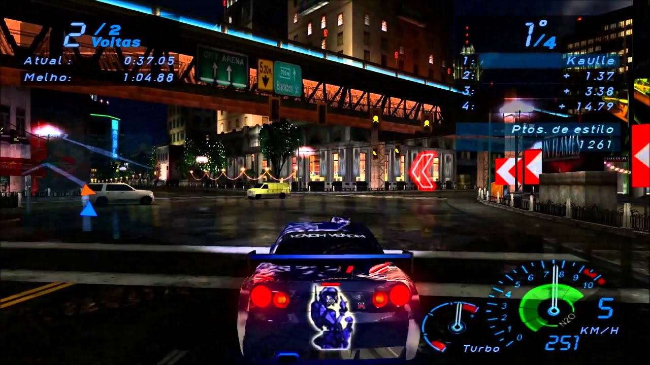 Need For Speed underground - Patch FR
