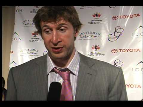 Troy Murphy & Shawn Marion @ The Grand Gala Red Carpet Interview Video