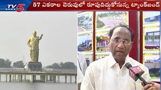 Arrangements at Sattenapalli Mini Tank Bund, Guntur | Kodela Siva Prasad Rao Face to Face | TV5