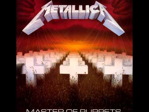 Metallica - Entire master of puppets album