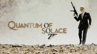 James Bond Haiti, Quantum Of Solace