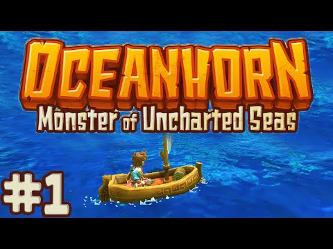 Oceanhorn , Monster of Uncharted Seas - To Sea We Go! - E.1