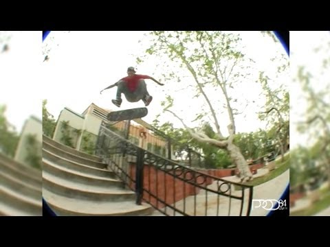 Paul Rodriguez - Throwback Clips
