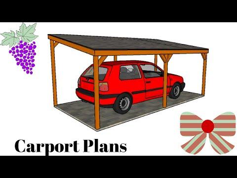 Byggbeskrivning carport