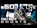 CoD Ghosts: DROP ZONE Gameplay! - LiVE w/ Elite #60 (Call of Duty Ghost Multiplayer Gameplay)