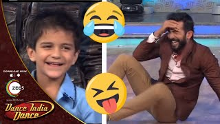 Download Lagu Naughty Sachin Makes Judges Can't Stop LAUGHING! | DID L'il Masters Season 3 Gratis STAFABAND