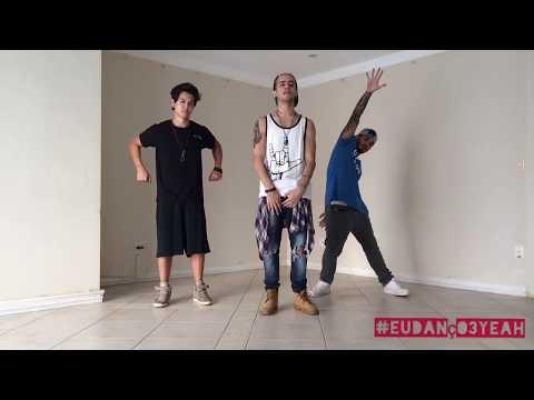 Work - Rihanna coreografia EuDanço3YEAH
