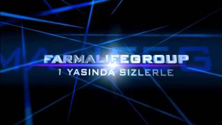 FARMALİFEGROUP 1 YAŞINDA