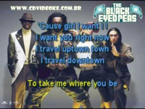 Black Eyed Peas   Meet Me Halfway