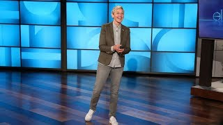 Download Lagu Ellen Shares the Secrets to Looking Good Gratis STAFABAND
