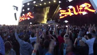 Baauer - Harlem Shake на ALFA FUTURE PEOPLE
