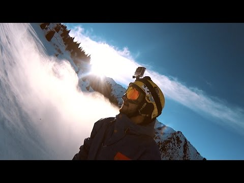 Shymbulak / Snowboarding / Daniel Kalinichenko