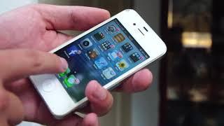 Thử độ bền iPhone 4 đã dùng được 7 năm