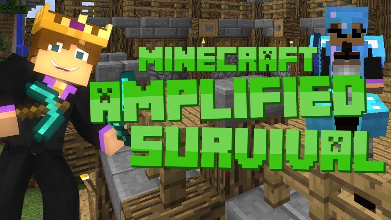 Amplified Top Minecraft Server | TopG