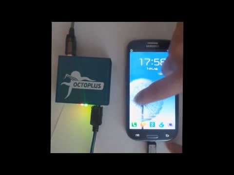 Samsung GT-I9300 (Galaxy S3) Repair IMEI with Octoplus Box