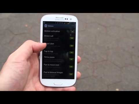 Samsung Galaxy S3 video review