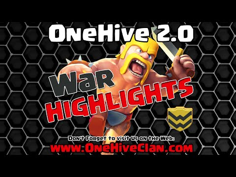 OneHive 2.0 vs. Dominican Union - War Highlights Episode 16