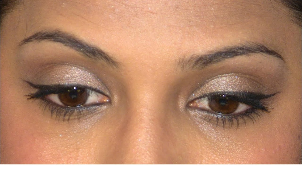 Pretty Natural Eye Makeup For Brown Eyes - Viewing Gallery