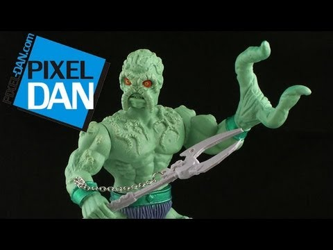 Warlords of Wor Bog-Nar Figure Video Review