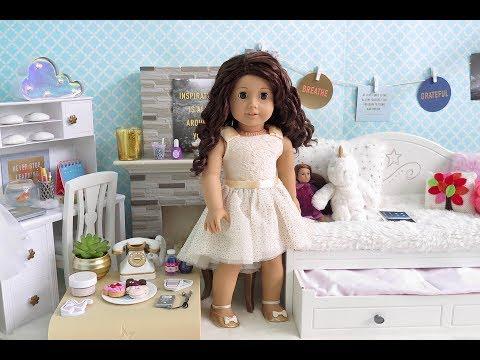 American Girl Doll Tumblr Bedroom!