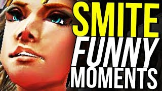 WE ARE THE BEST PLAYERS IN THE WORLD! - SMITE FUNNY MOMENTS