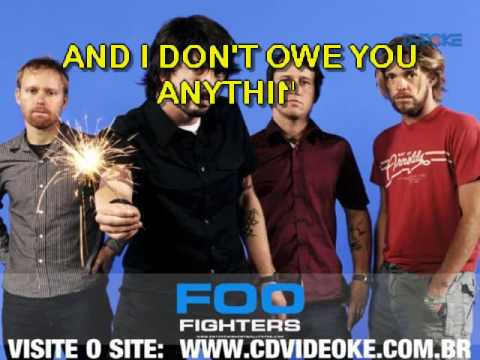 Foo Fighters, The   I'll Stick Around