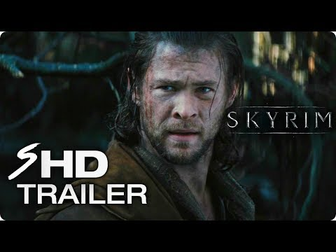Skyrim (2018) - Movie Teaser Trailer – Chris Hemsworth, Sam Worthington (Fan Made)