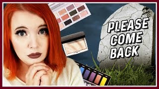 Resurrect It! Discontinued Makeup That Needs To Come Back!