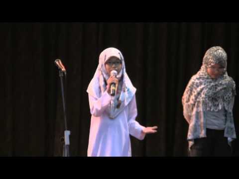 KKBS Slam Poetry Performance - Part 1