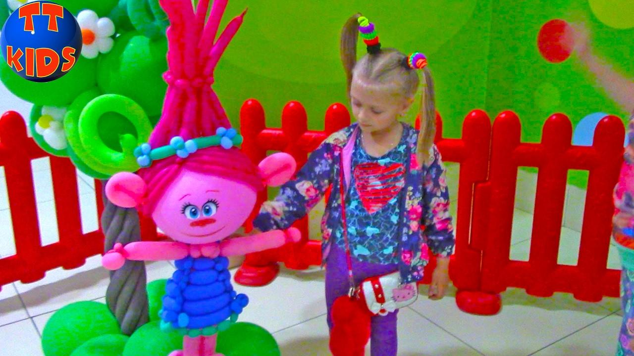 Indoor playground for kids playtime with play area for children | Игровая Площадка для Детей
