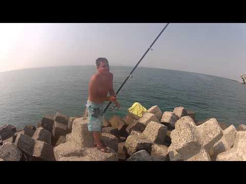 как ловить в болгарии на море
