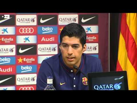 "Suarez calms fans down: ""I'm under treatment"""