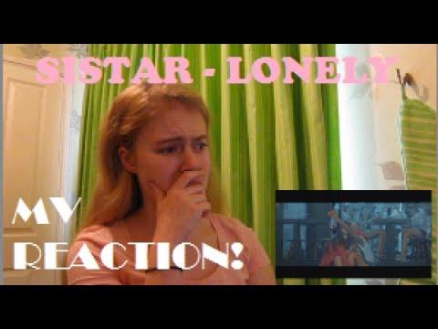 Lonely - SISTAR/씨스타 MV Reaction - Hannah May